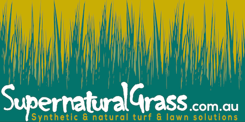Supernatural Grass